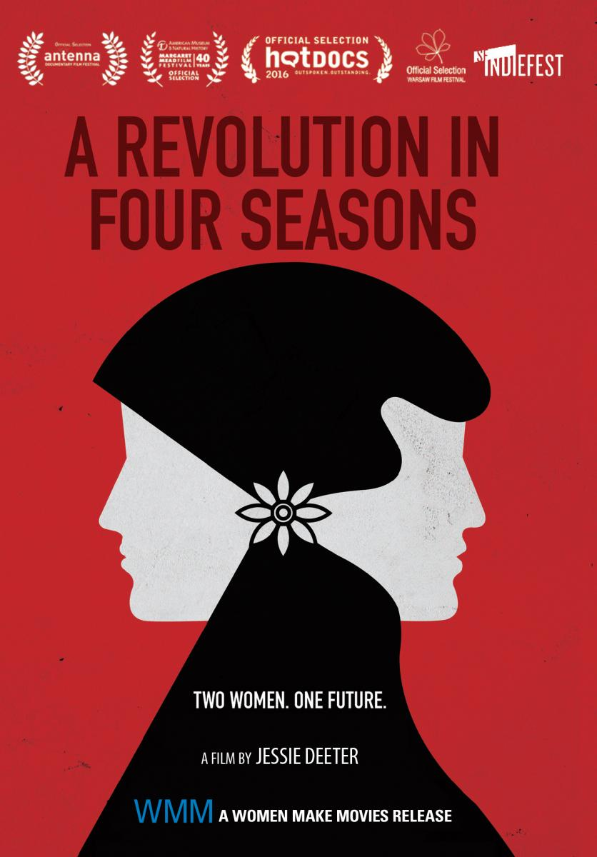 A Revolution in Four Seasons poster