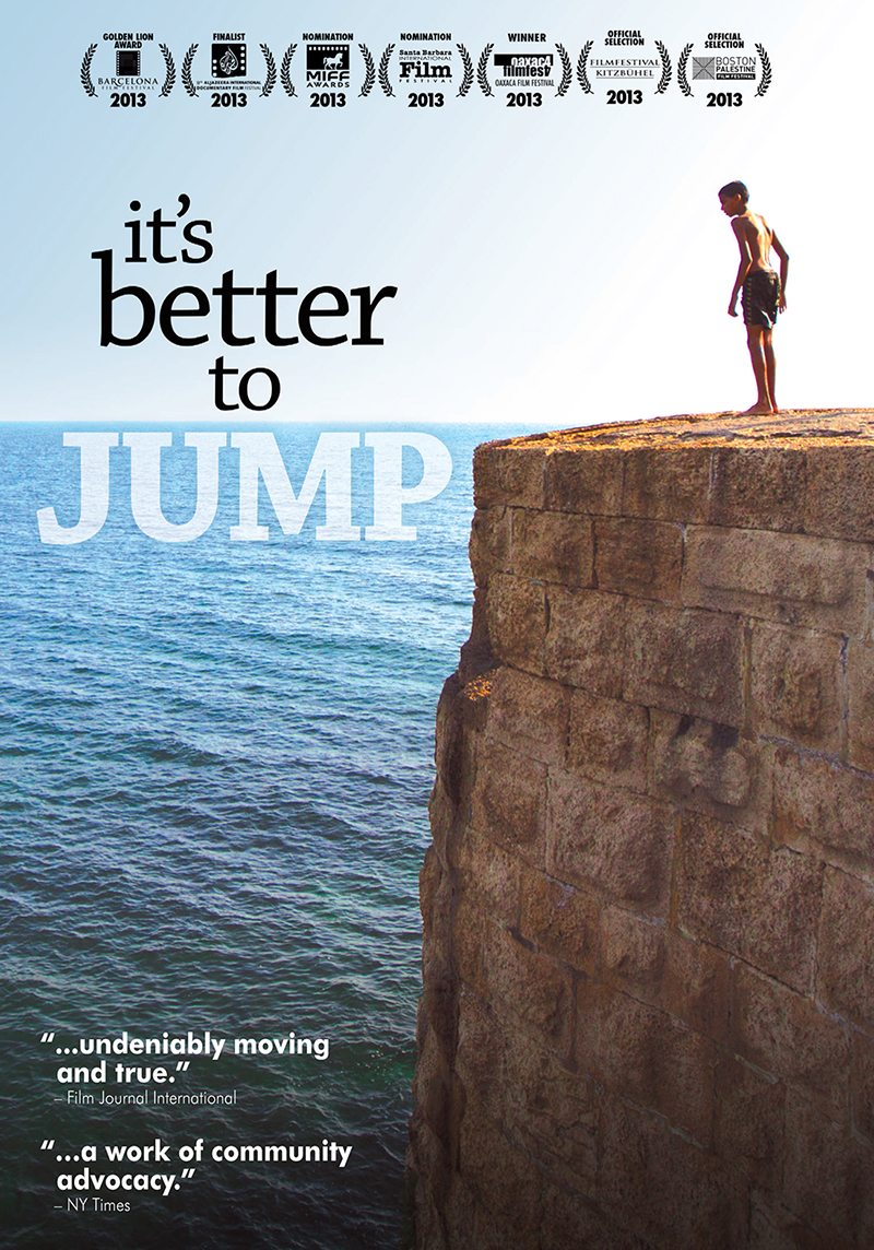 It's Better To Jump cover